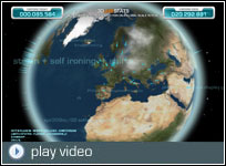 Screenshot 3D Live Stats - Video